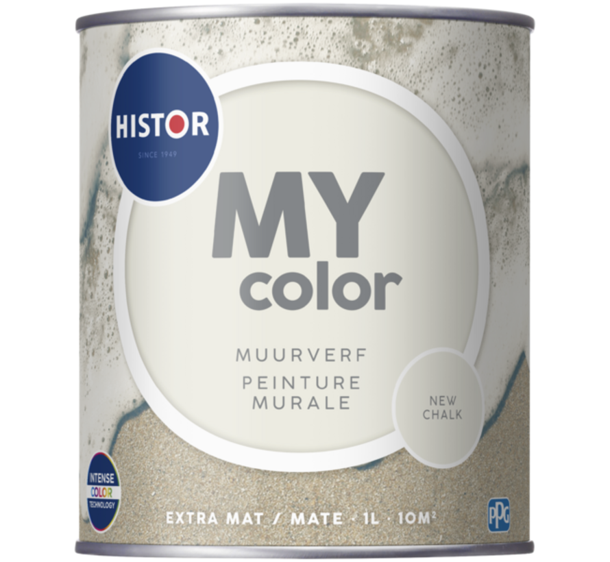 My Color Muurverf Extra Mat New Chalk