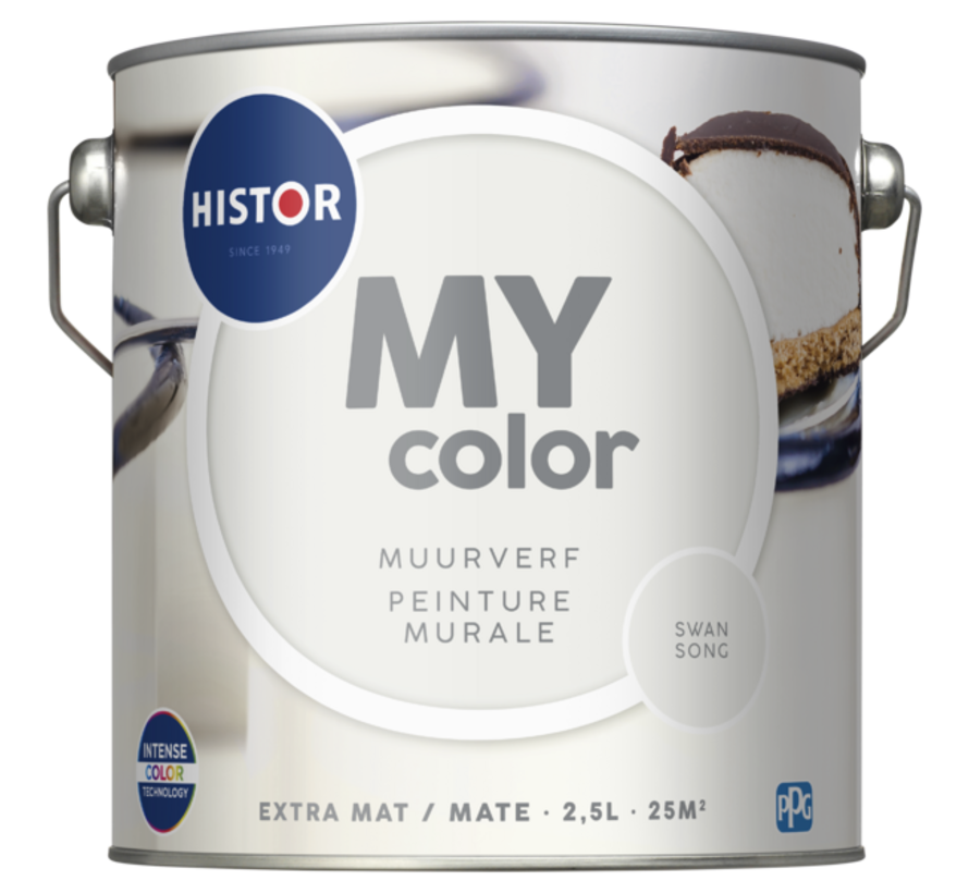 My Color Muurverf Extra Mat Swansong
