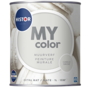 Histor My Color Muurverf Extra Mat Candle Smoke