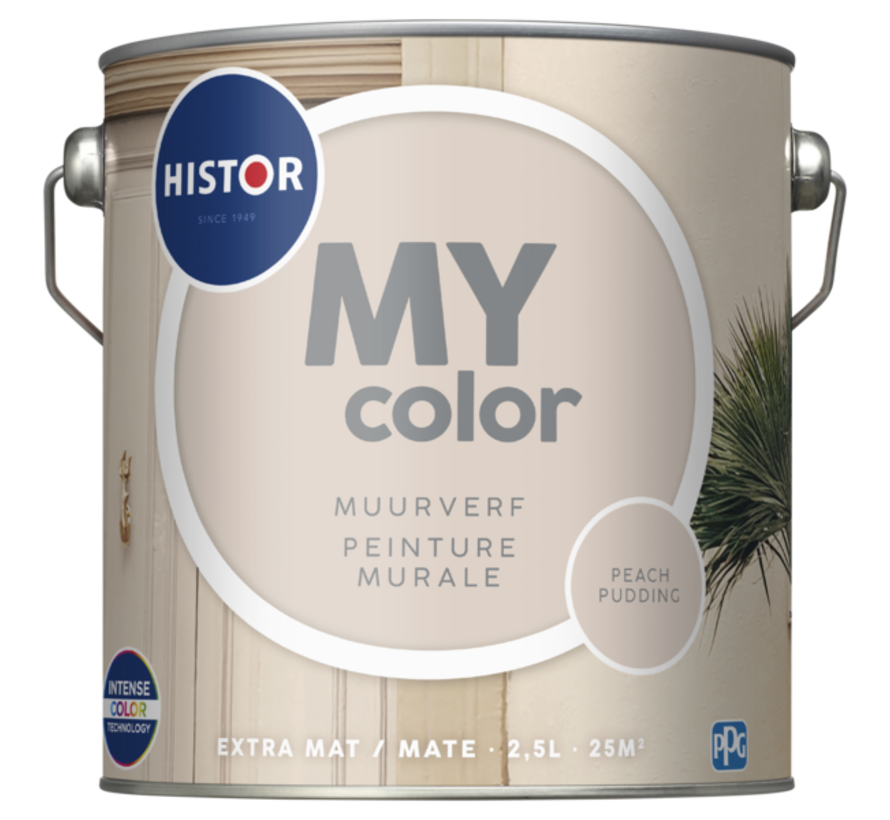 My Color Muurverf Extra Mat Peach Pudding