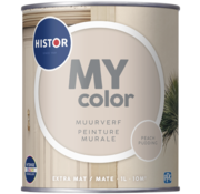 Histor My Color Muurverf Extra Mat Peach Pudding