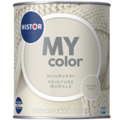 Histor My Color Muurverf Extra Mat Singing Sand