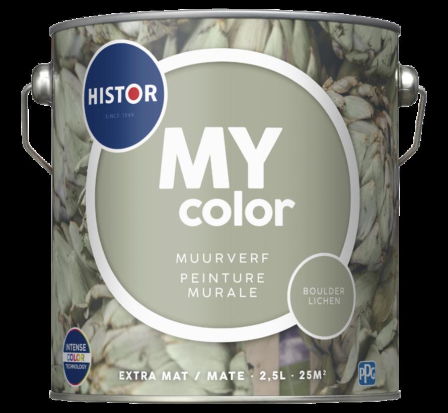 My Color Muurverf Extra Mat Boulder Lichen