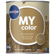 Histor My Color Muurverf Extra Mat Tan Your Hide