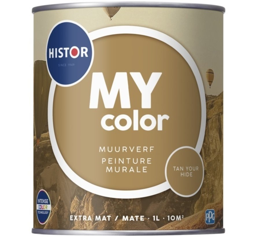My Color Muurverf Extra Mat Tan Your Hide