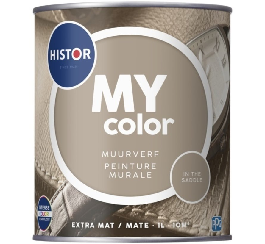 My Color Muurverf Extra Mat In The Saddle