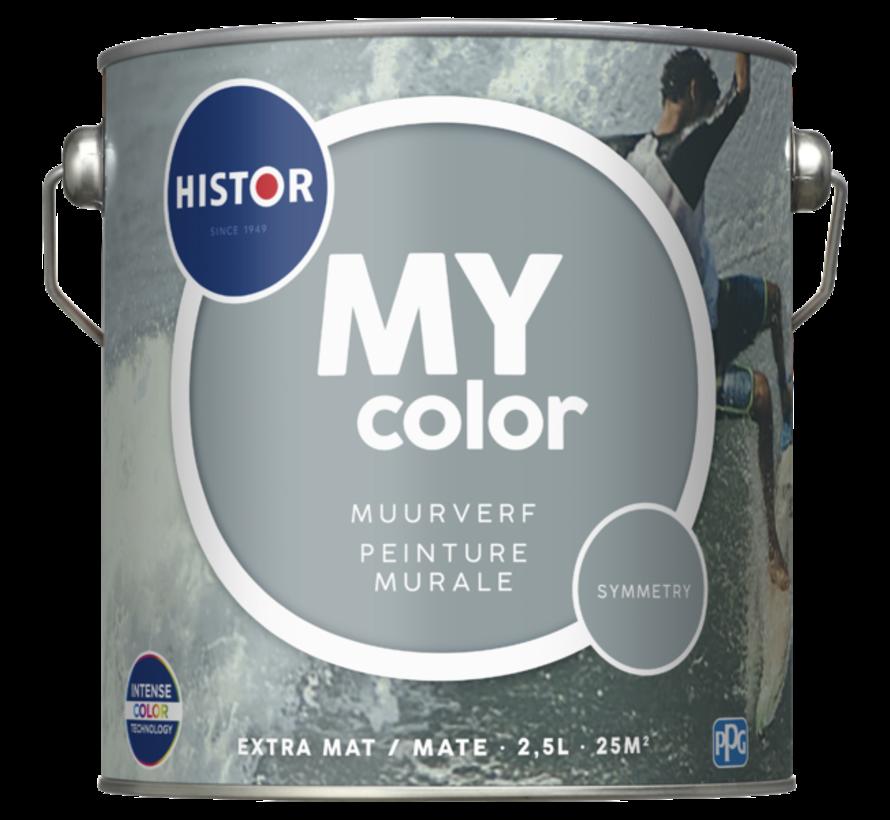 My Color Muurverf Extra Mat Symmetry
