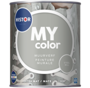 Histor My Color Muurverf Extra Mat Steel Mill