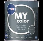 Histor My Color Muurverf Extra Mat Night Cap