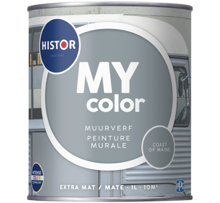 My Color Muurverf Extra Mat Coast Of Maine