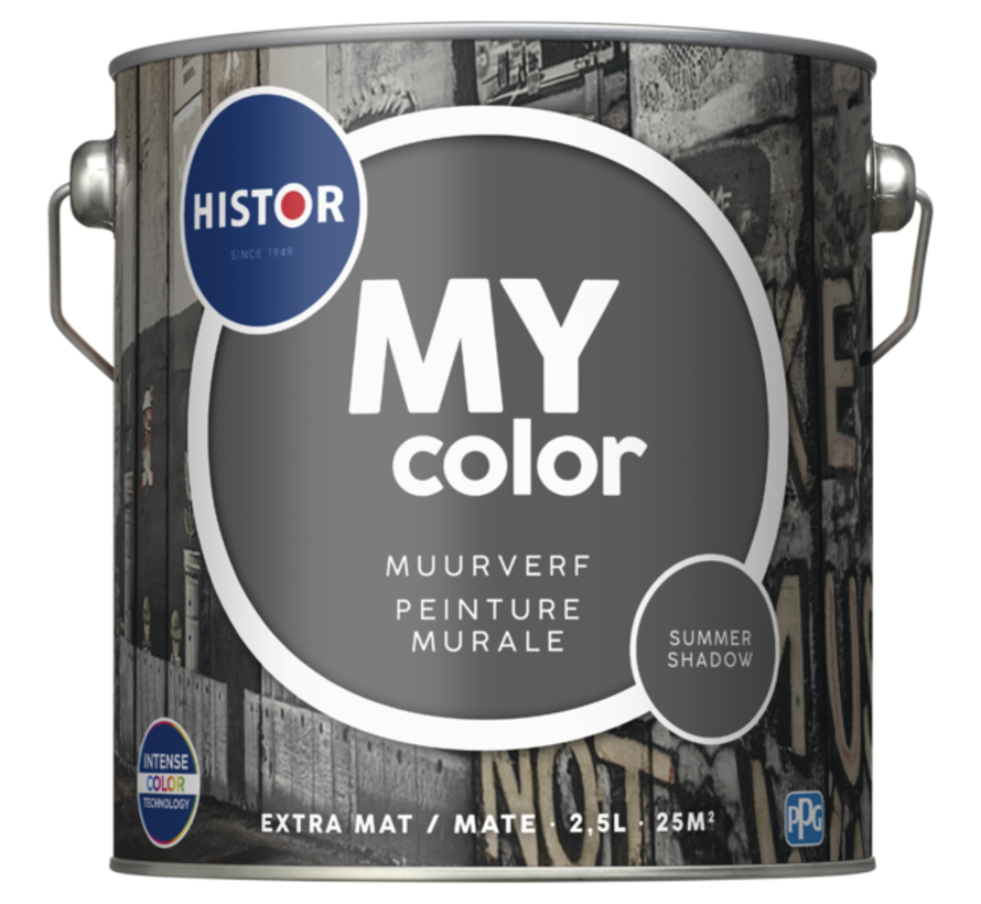 My Color Muurverf Extra Mat Summer Shadow