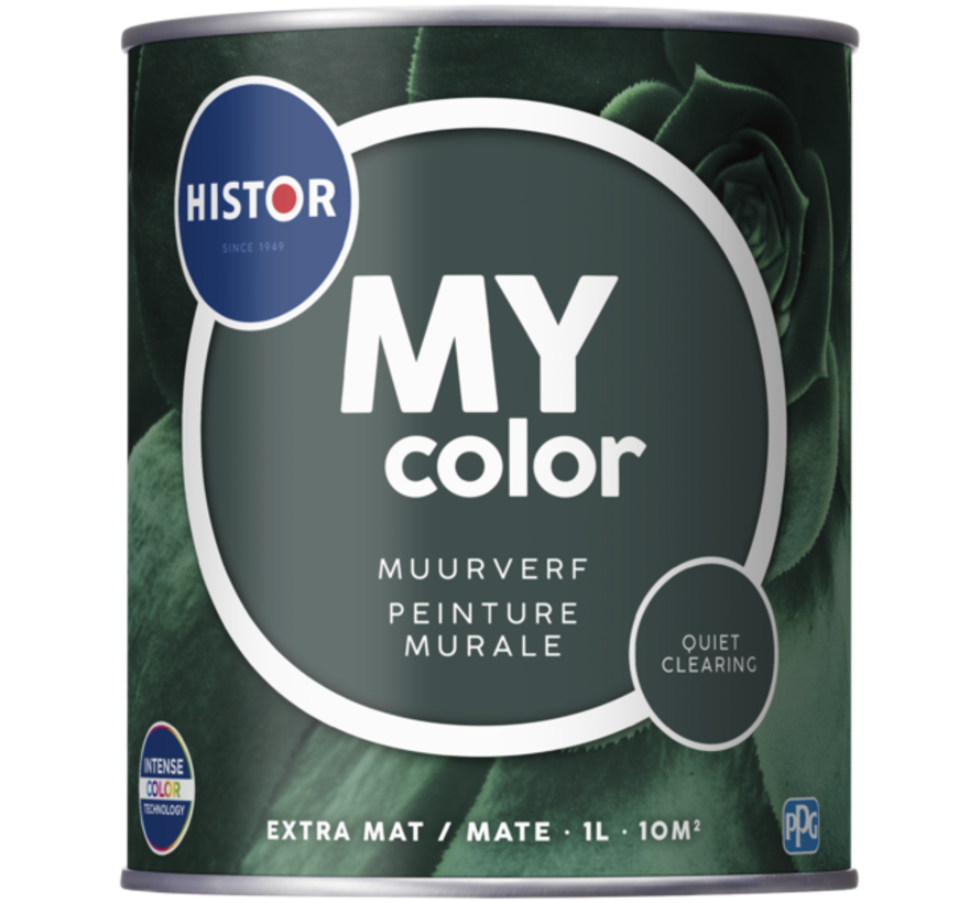 My Color Muurverf Extra Mat Quiet Clearing