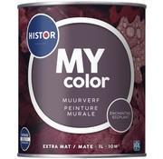 Histor My Color Muurverf Extra Mat Enchanting Eggplant