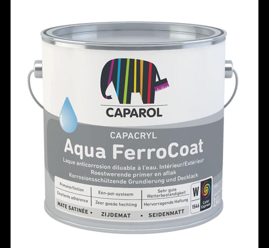 Capacryl Aqua Ferrocoat | Zijdemat Eén-pot-systeem
