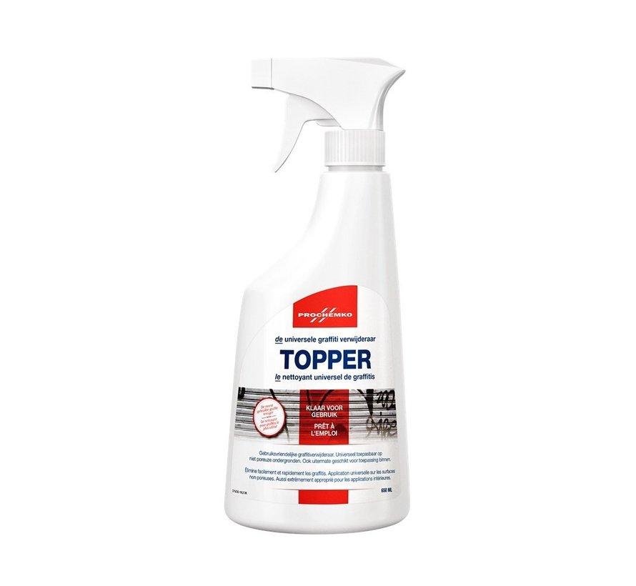 Topper Graffiti Spray