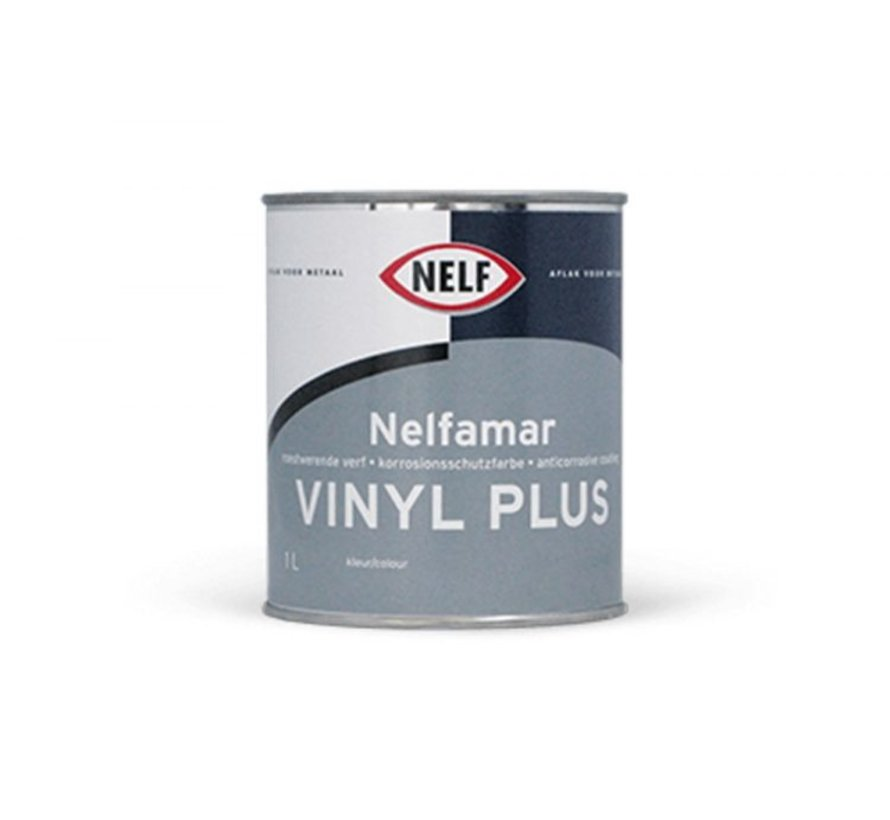 Nelfamar Vinyl Plus   Zijdeglans Eén-pot-systeem
