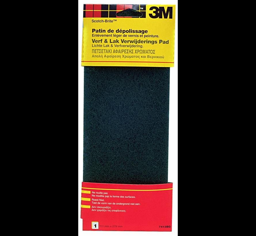 Scotchbrite Handpad Medium