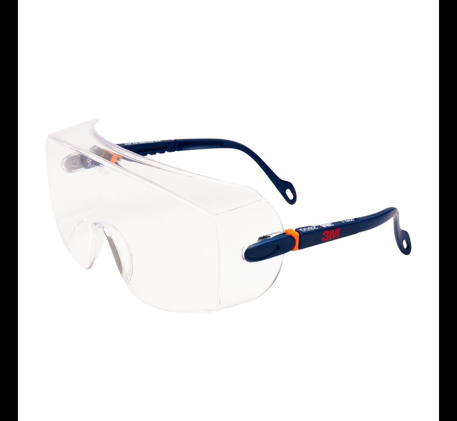 Overzetveiligheidsbril
