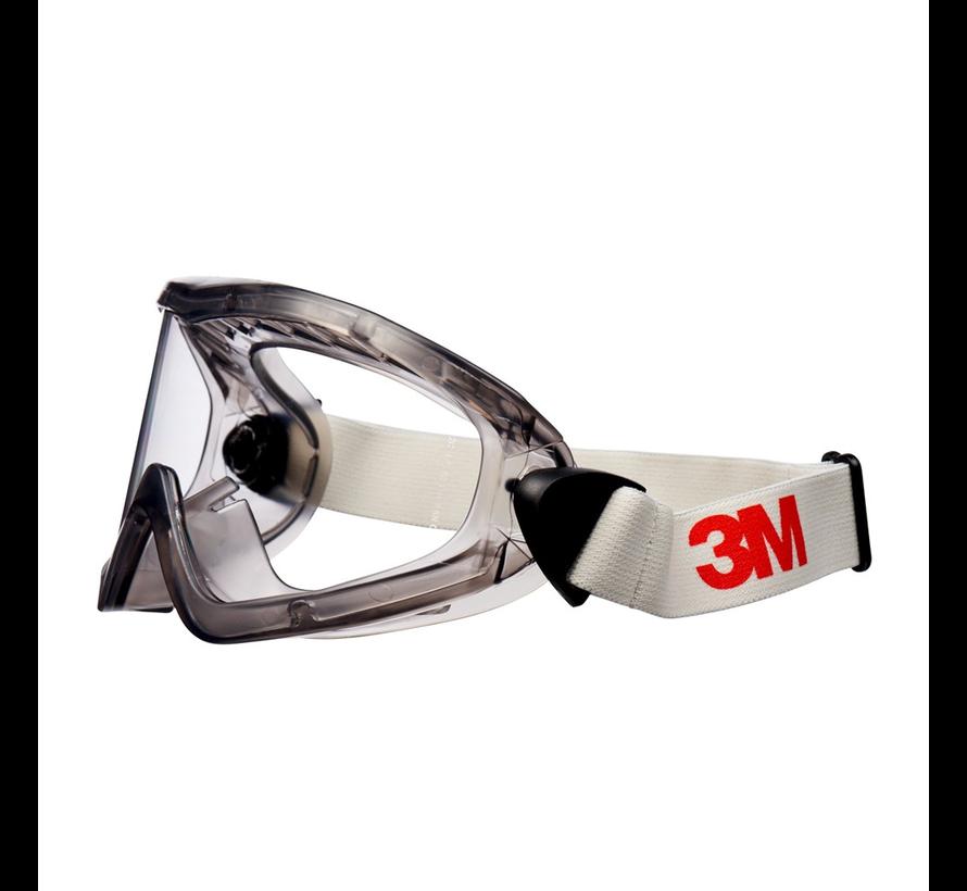 2890 Ruimzichtbril Helder