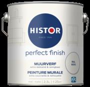 Histor Perfect Finish Muurverf Mat RAL 9010