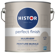 Histor Perfect Finish Muurverf Mat In The Buff