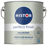 Histor Perfect Finish Muurverf Mat Gull Feather