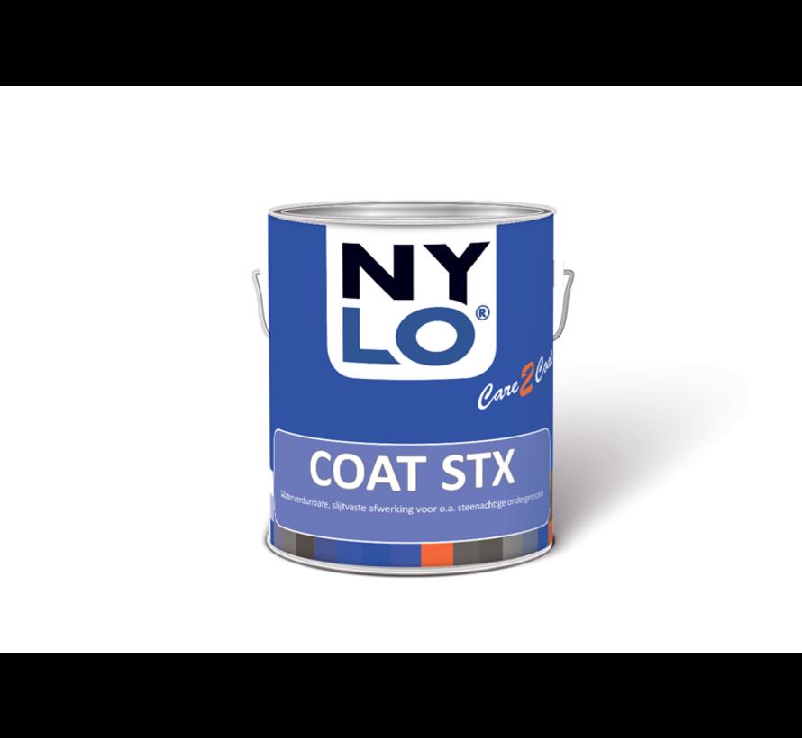 Coat STX | Wand- & Vloerafwerking