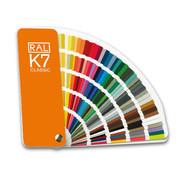 RAL K7 Classic Kleurenwaaier