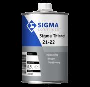 Sigma Thinner 21-22