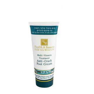 Crème anti-callosités pour pieds 100 ml