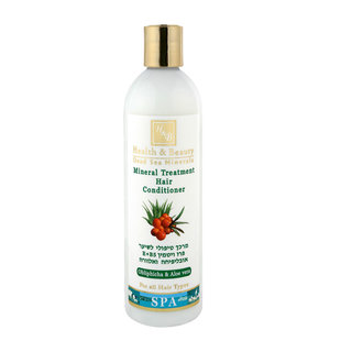 Après shampooing Argousier Obliphica -400 ml