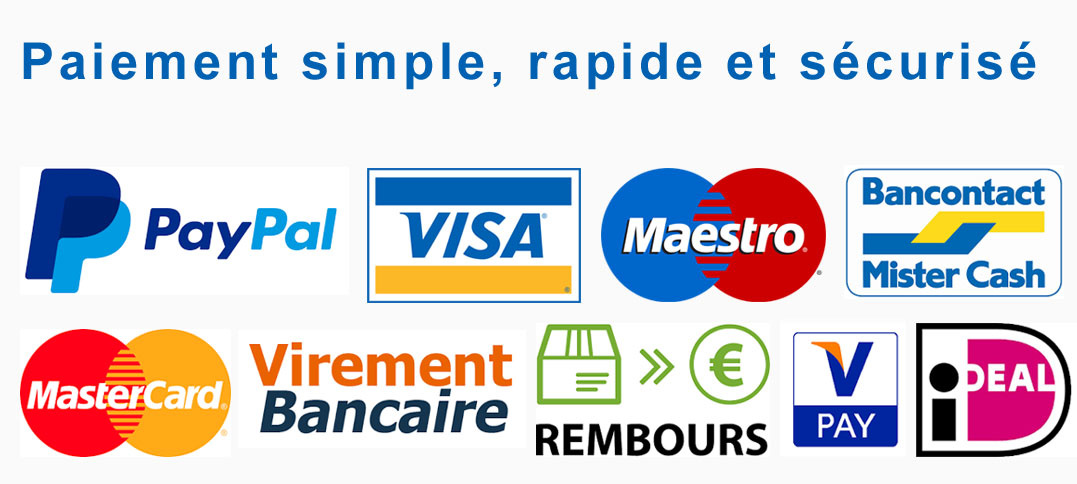 Options de paiement