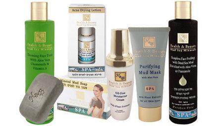Produits de l'acné