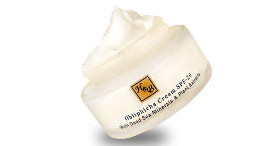 Crèmes de jour pour la peau sèche