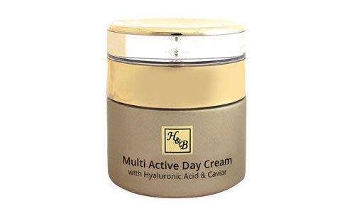 Crème de jour pour la peau deshydratée