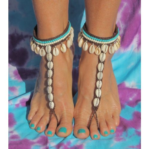 Barefoot sandals Concha