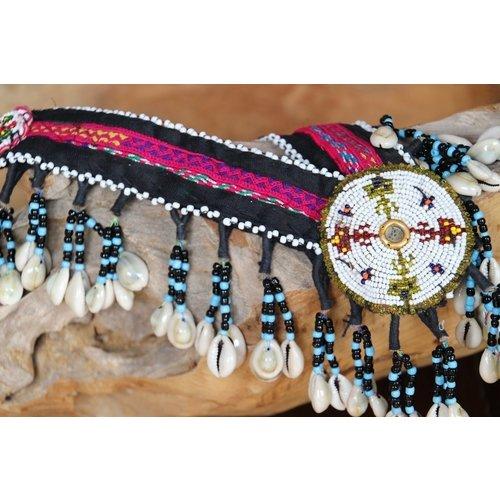 Afghan hippy ketting