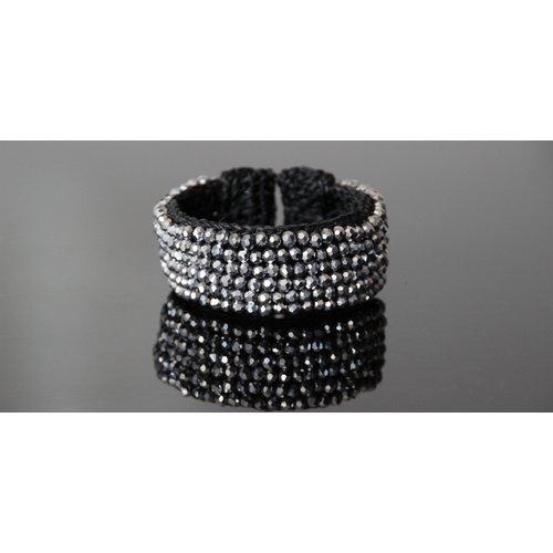 Eva klemarmband zilver