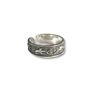 Teenring / vingertop ring DOLFIN