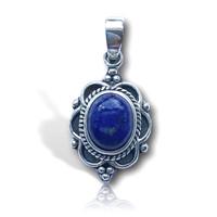 Edelsteen Lapis Lazuli hanger