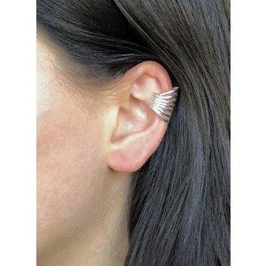 Zilveren Ear cuff Ciete