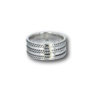 Zilveren Bali ring Canggu