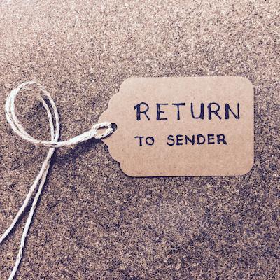 Return to Sender