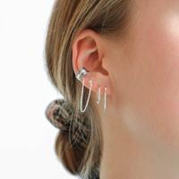 Ear cuff Chain Bali style