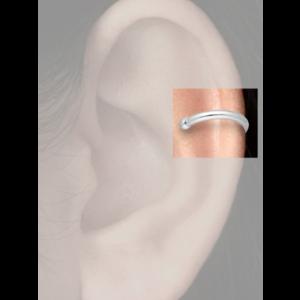Zilveren earcuff Isa