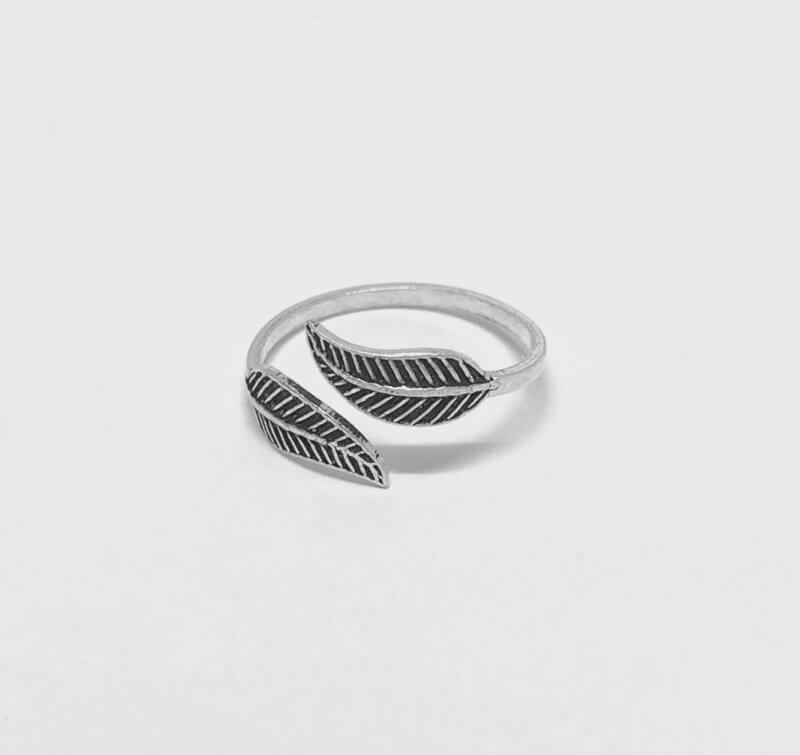 minimalistische ring