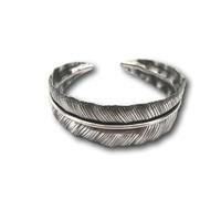 Zilveren armband Feather