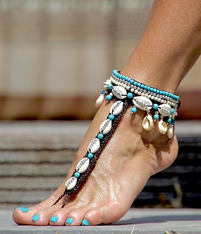 Leelavadee Barefoot Sandals