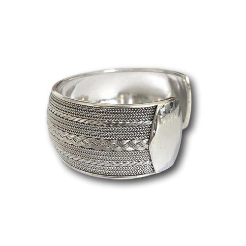 Zilveren armband Leelavadee