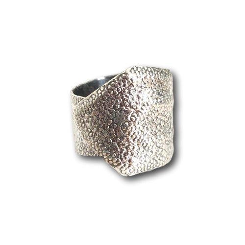 Zilveren ring Sheila Latina
